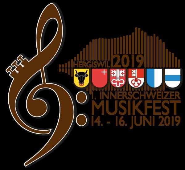 Innerschweizerisches Musikfest 2019 Logo
